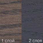 Цветные бейцы OSMO на масляной основе