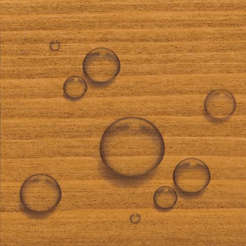 Пропитка для древесины OSMO сводоотталкивающим эффектом