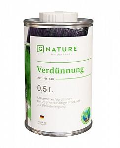 GNATURE 140 Растворитель «Verdunnung»