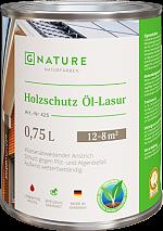 GNATURE 425 Масло-лазурь для дерева «Holzschutz Oi-Lasur»