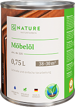 GNATURE 225 Масло для мебели «Mobelol»