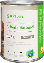 GNATURE 220 Масло для столешниц «Arbeitsplattenol»