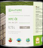 GNATURE 271 Масло для ДПК «WPC-OL»