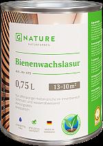GNATURE 471 Лазурь с пчелиным воском  «Bienenwachsiasur»