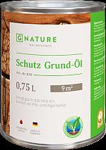 GNATURE 870 Защитный грунт-масло «Schutz Grund-Ol»