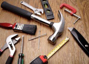Виды инструмента для ремонта пластиковых окон