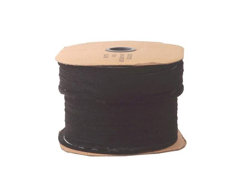 Уплотнитель щеточный ELEMENTIS 4,8х15мм для москитной сетки