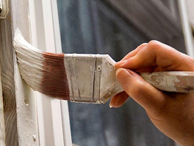 Краска для деревянной оконной рамы