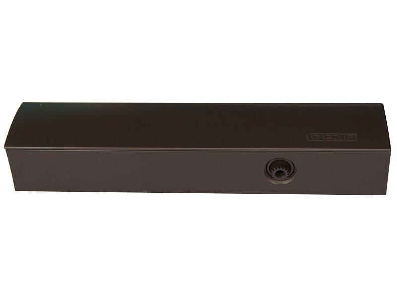 Доводчик дверной Geze TS 4000 EN1-6, б/тяги, темно-коричневый