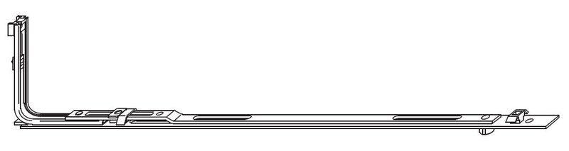 Средний запор MACO 52458 FFH 1751-1950 мм