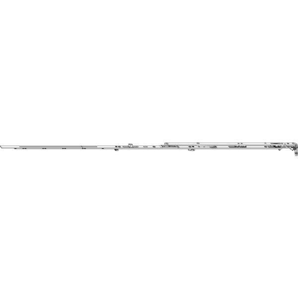 Ножницы MACO 211682 Для микропроветривания левые FFB 801-1050 мм