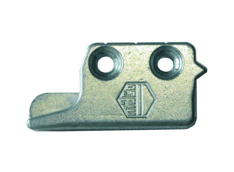 Ответная планка MACO 356351 Для приподнимателя 13 мм Rehau левая