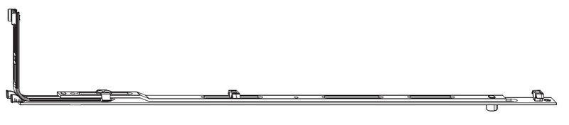 Средний запор MACO 228404 FFH 2200-2350 мм