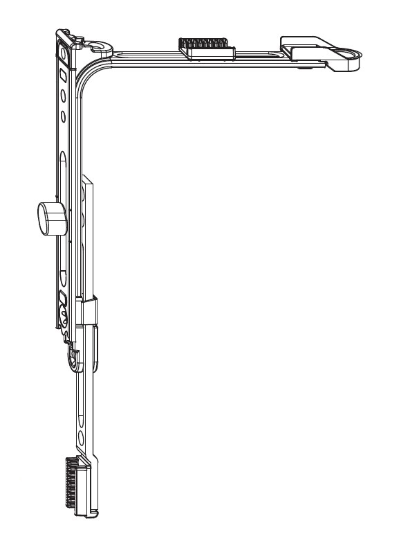 Угловой переключатель MACO 211975 FFB 220-320 мм