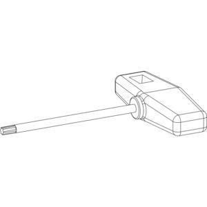 Инструмент для регулировки MACO Ключ TORX 20 40680 (attach1 11946)