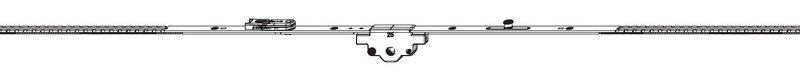 Поворотно-откидной механизм MACO 54791 Вариационный GR4 DM25 FFH 1301-1800 мм