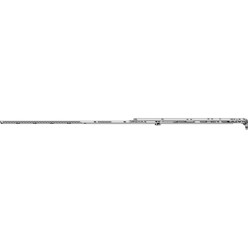 Ножницы MACO 52445 Петлевые GR 1 FFB 601-800 мм