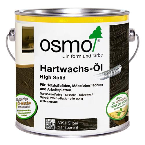 Масло OSMO с твердым воском «ЭффектСеребро/Золото»