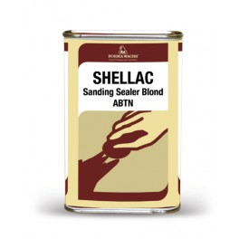 SHELLAC SANDING SEALER - Грунт-шеллак натуральный