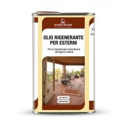 EXTERIOR OIL REFRESHER Восстанавливающее масло для наружных работ