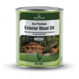 EXTERIOR WOOD OIL ECO PREMIUM Масло для наружных работ