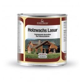HOLZWACHS LASUR - Декоративная восковая лазурь