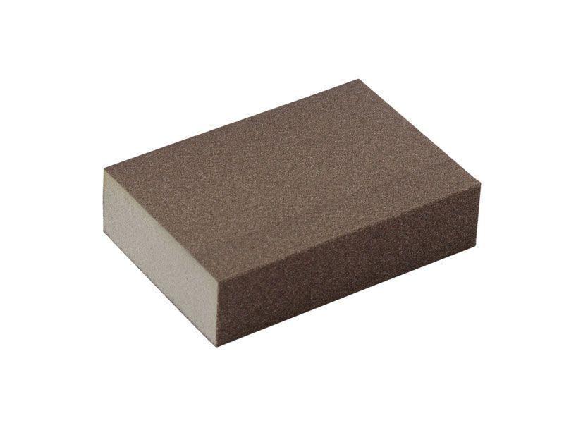 Блок шлифовальный зерно 100/60 98x69x26мм