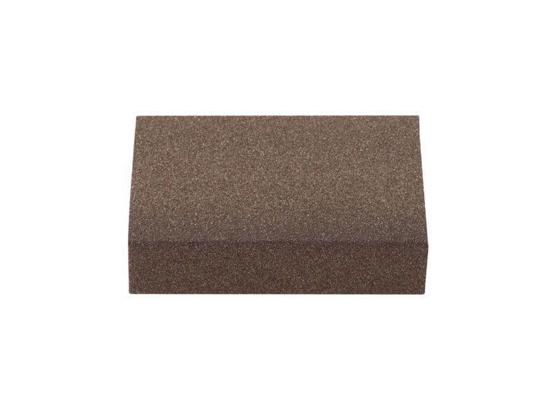 Блок шлифовальный зерно P60 98x69x26мм ZF(мягкий)