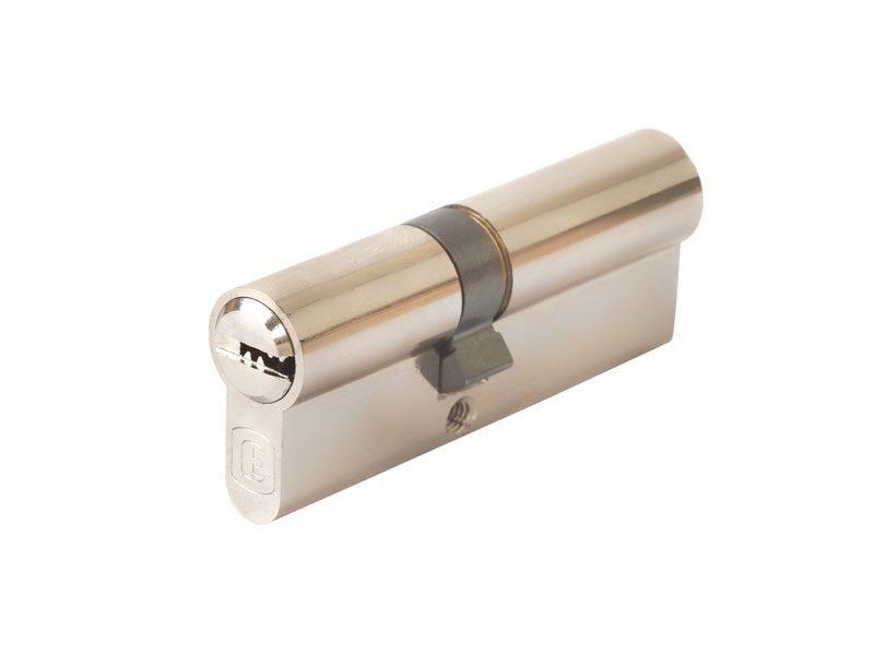 Цилиндр профильный ELEMENTIS 35/45 повышенной прочности, никелированный