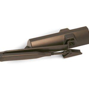 Доводчик дверной DORMA TS-68 EN 2/3/4 с ФОП, коричневый