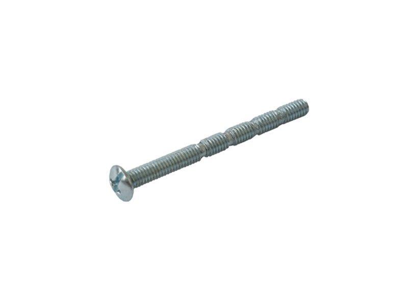 FIRMAX Винт для ручекМ4*45, вариационный, сталь, оцинков.