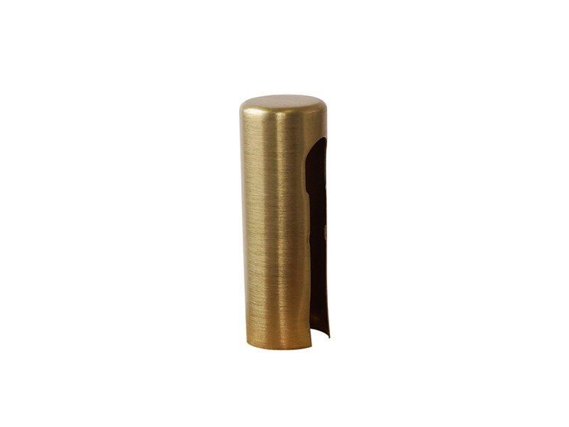 Колпачок декоративный ELEMENTIS d16, бронза, алюминиевый