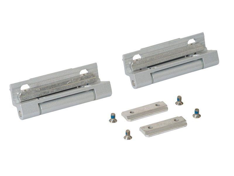 Комплект петель фрамужн. Alu 540, серебр. R01.5 (1)