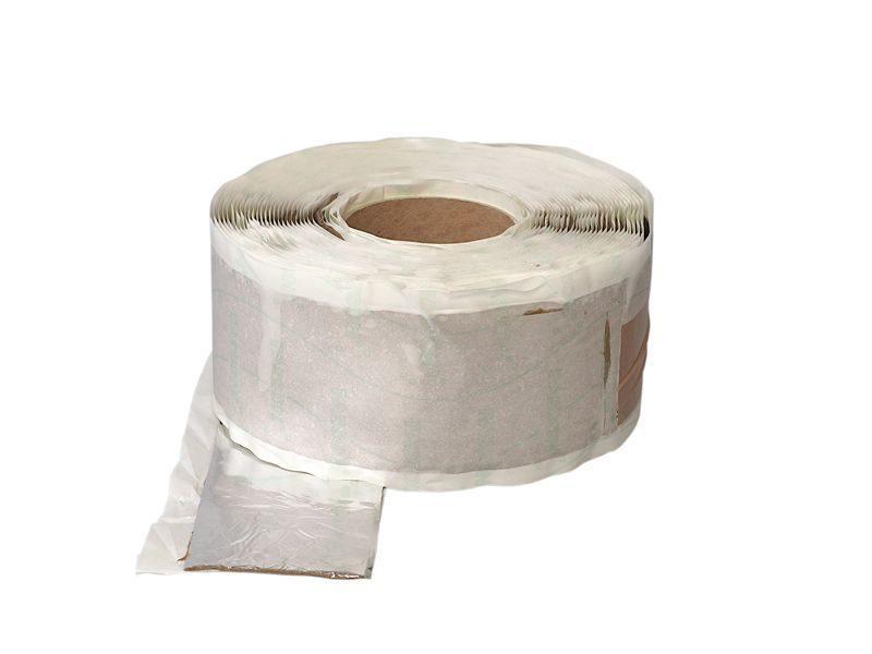 Лента Bauset внутренняя металлизированная MR 1х45мм (24м)