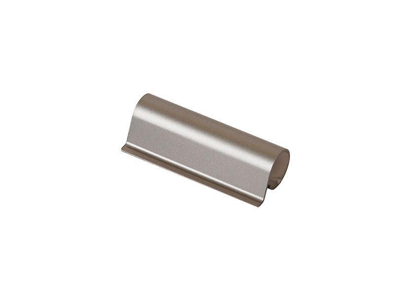 Накладка декоративная верхней петли на ств. алюминиево-стальной
