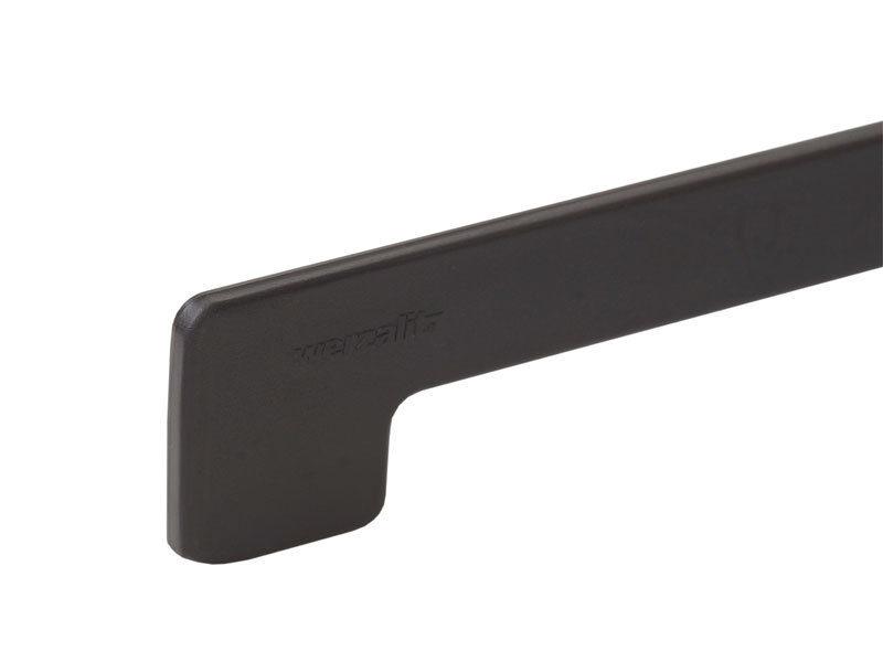 Торцевая заглушка Werzalit пластиковая 605x37мм, венге