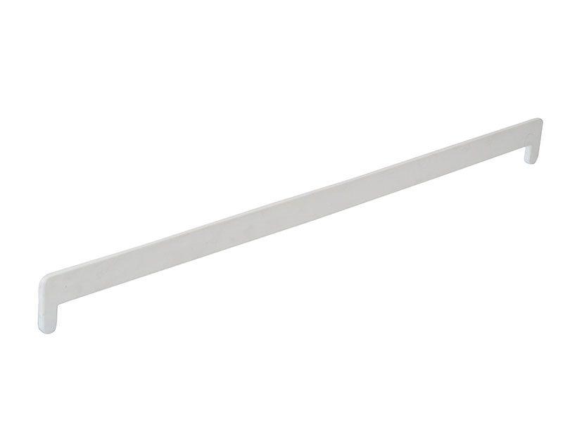 Накладка торцевая BAUSET для подоконника ЛПР-40 600мм, белый