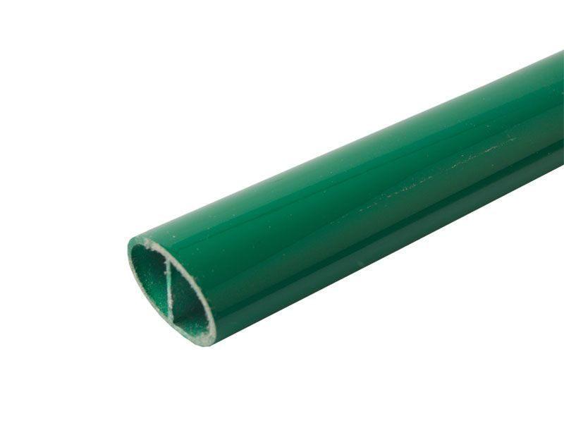 Перекладина горизонтальная для ручки антипаника 1150 мм, зеленая