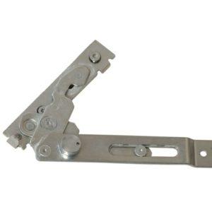 Комплект петель поворотн. Alu 540, серебр. R01.5 (1)