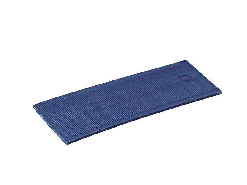 Пластина рихтовочная Bistrong 100x22x2 син. (от.)