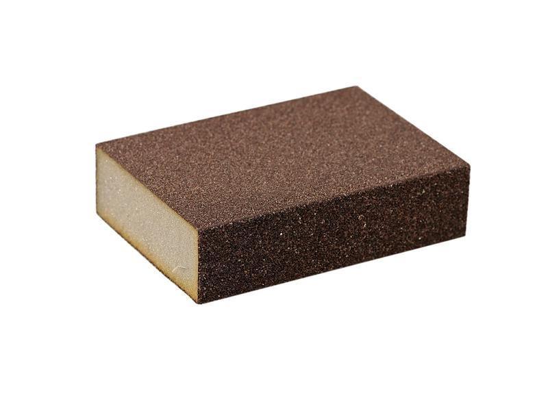 Блок шлифовальный зерно P36/60 98x69x26мм