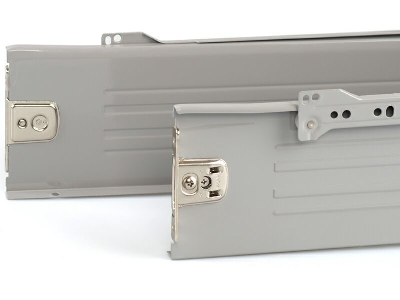 Боковины Firmax на роликовых направляющих, H=118 мм, L=350мм, серый (4 части)