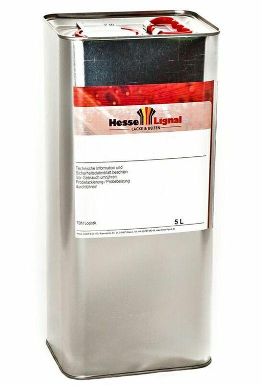 Полиуретановый лак для внутренней отделки Hesse DE 433-2 матовый 5л