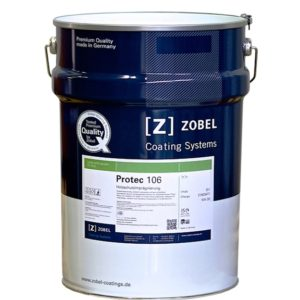 Защитная пропитка антисептик Zobel Protec 106