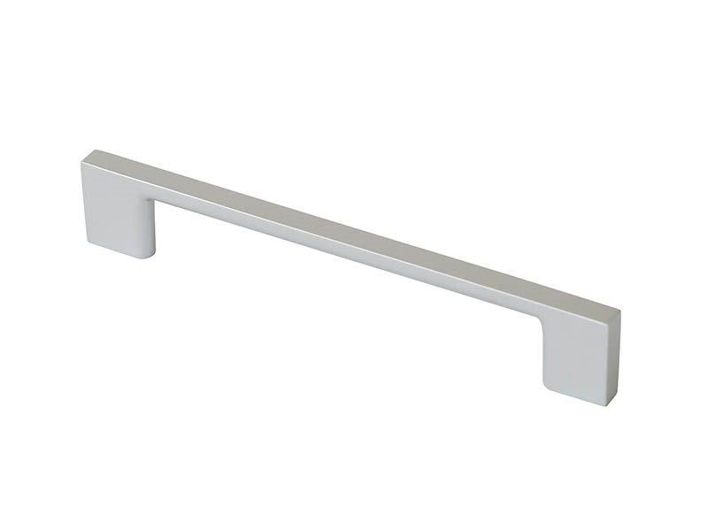 Ручка-скоба 128мм FIRMAX, металл, крашеный алюминий
