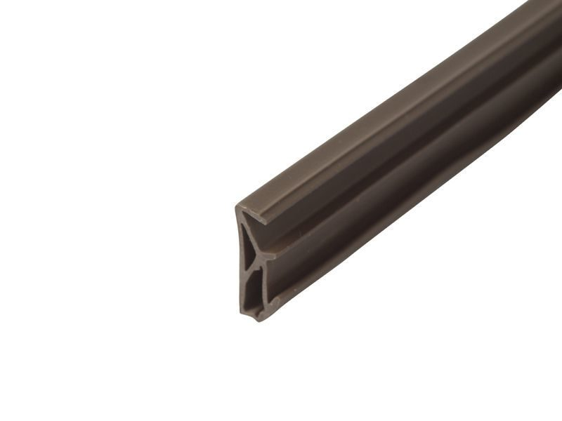 Уплотнитель для дверей DEVENTER темно коричневый