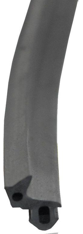 Уплотнитель для профиля KBE (стеклопакет), ELEMENTIS чёрный