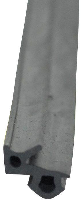 Уплотнитель для профиля VEKA (рама, стеклопакет), ELEMENTIS чёрный