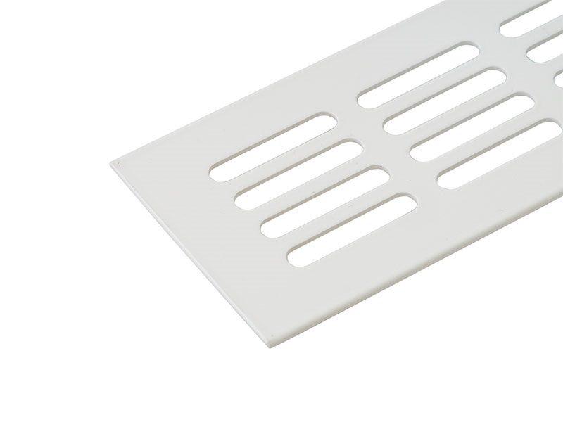 Вентиляционная решетка Werzalit белая