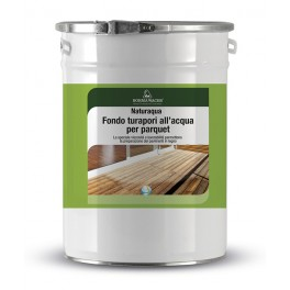 WATERBASED TOPCOAT VARNISH FOR PARQUET